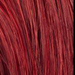 300 rot mit hellem Verlauf (5cm Spitzen)